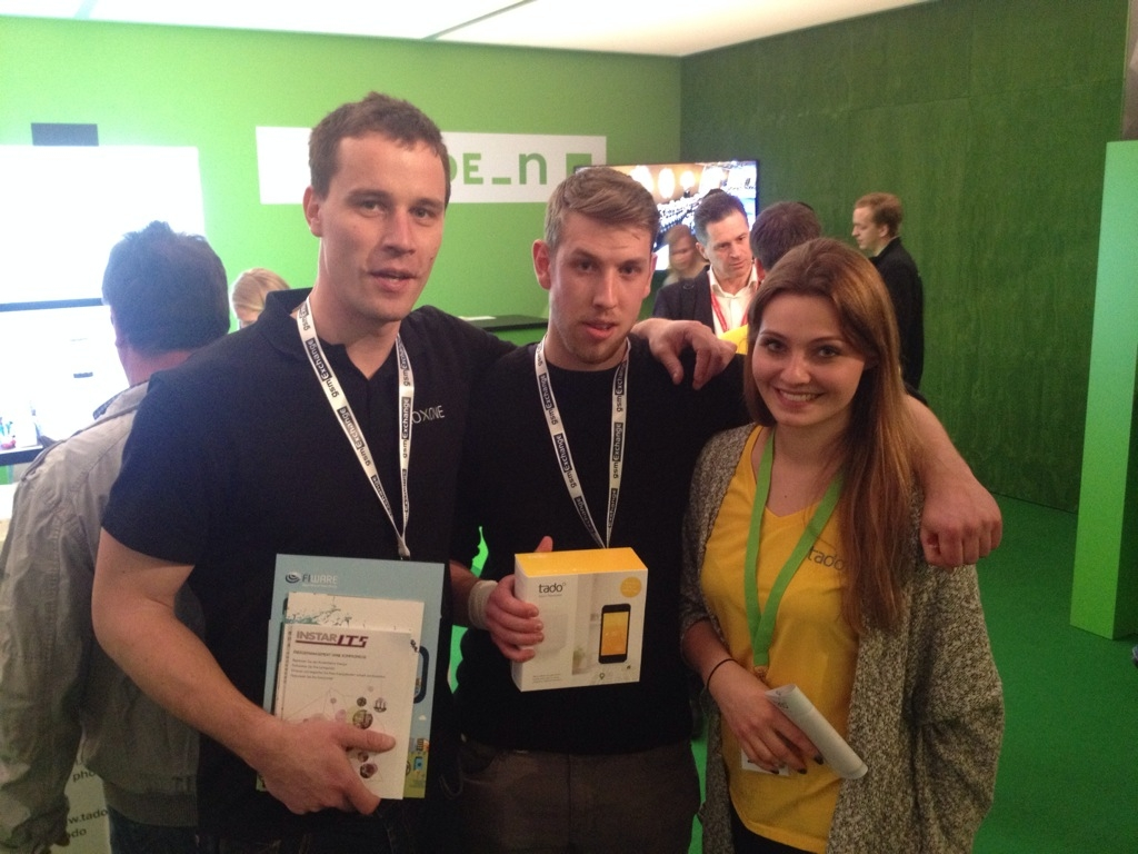 CEBIT 2015 - our company on the trip