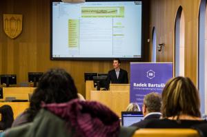 Professional training at the City Hall of České Budějovice – review