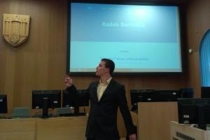 Professional training at the City Hall of České Budějovice