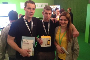CEBIT 2015 – our company on the trip
