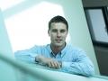 Radek Bartuška, který řídí společnost pro zařízení digitálních domů a chytrých domácností.