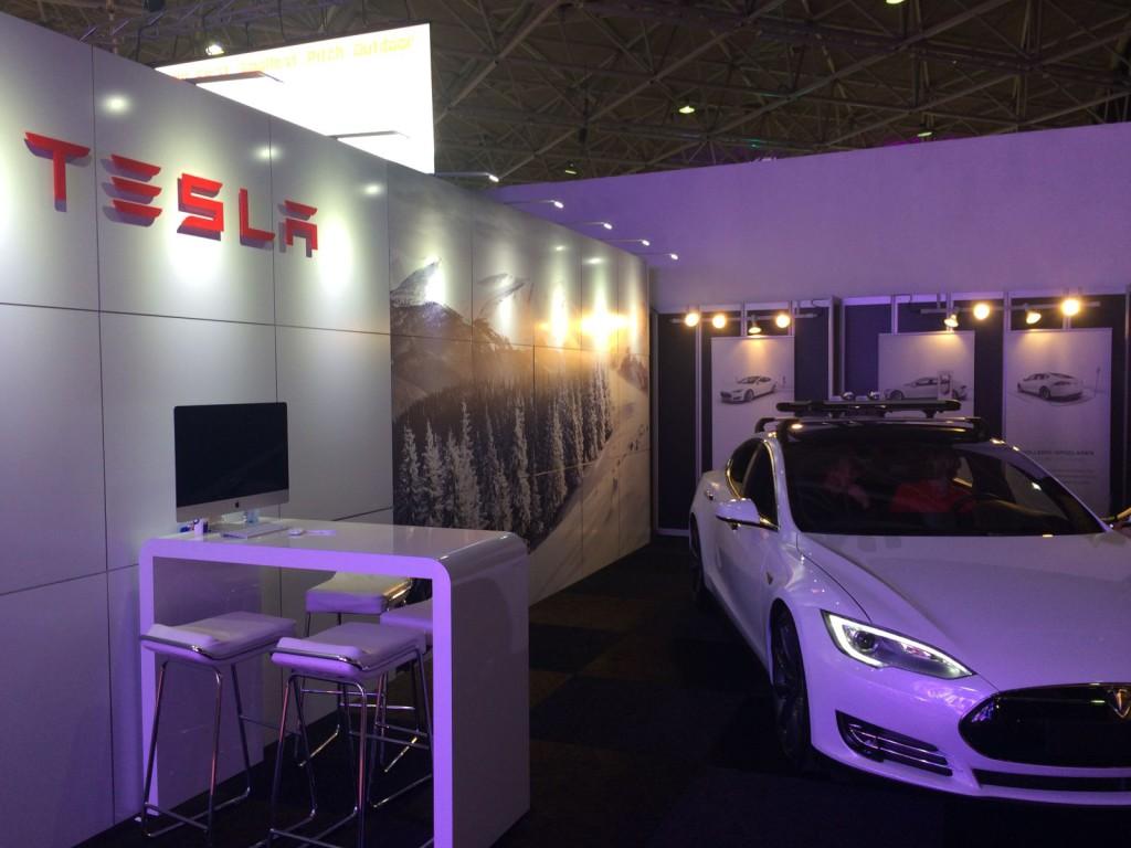Tesla na ISE 2016