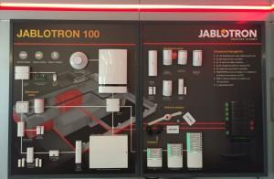 jablotron showroom